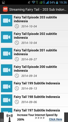 Anime Indonesia adalah aplikasi Android yang cocok untuk kamu yang suka streaming anime online update setiap hari dan download anime secara gratis seperti Naruto, One Piece, Fairy Tail, World Trigger, Shingeki no kyojin dan masih banyak lagi.<p>Sumber konten:<br>Anisubsia<br>Aosubs<br>AntiFansub<br>AWSubs<br>BKnime<br>CenatCenut<br>Cybercropz<br>EaterTeam<br>Gantzid fansubs<br>Fansub Jalanan<br>Inazumaotoshi fansubs<br>OPloverz<br>SeutaFansubs<br>Souki-Hasshou<br>Subzia<br>The Gray…