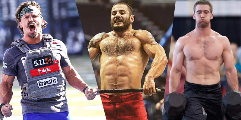 Road To The Games 17 06 Is Here Mat Fraser Josh Bridges Ben And Alec Smith Https Www Boxrox Com Road Games 17 0 Mat Fraser Powerlifting Crossfit Athletes