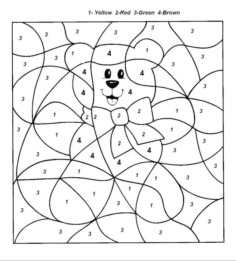 printable advanced colornumber coloring pages color