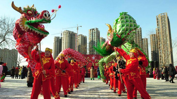 Kiinan Uskonto