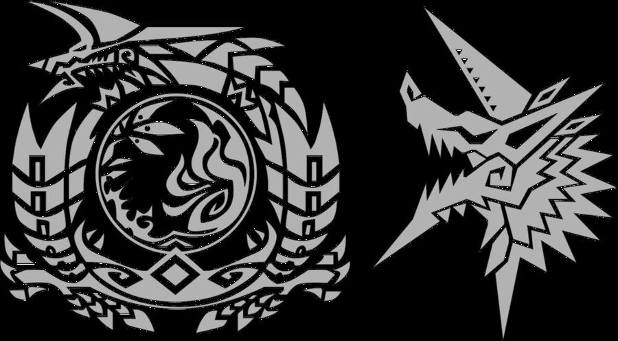 Pin By Zo Zhao On Mh3u Monster Hunter Art Monster Hunter Weird Tattoos