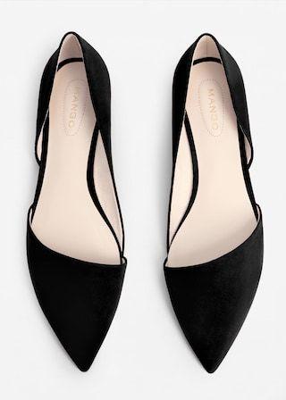 scarpe sportive 757ae 5e2e1 Scarpe basse punta - Donna | SCARPE | Scarpe ballerine ...