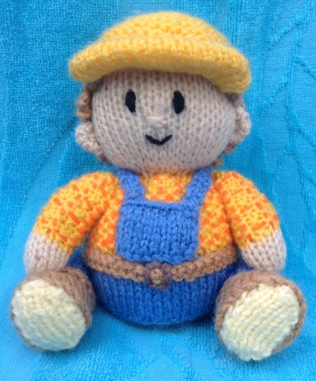 Bob the Builder chocolate orange cover or 15 cms toy ...