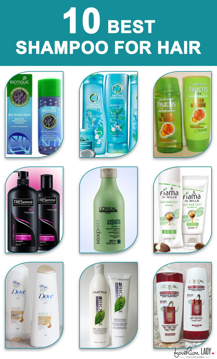 10 Best Shampoo For Hair Hair Shampoo Best Good Shampoo And Conditioner Shampoo