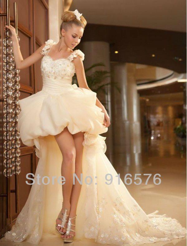 princessfrontshortlonginthebackoldfashionedcorsetdresses