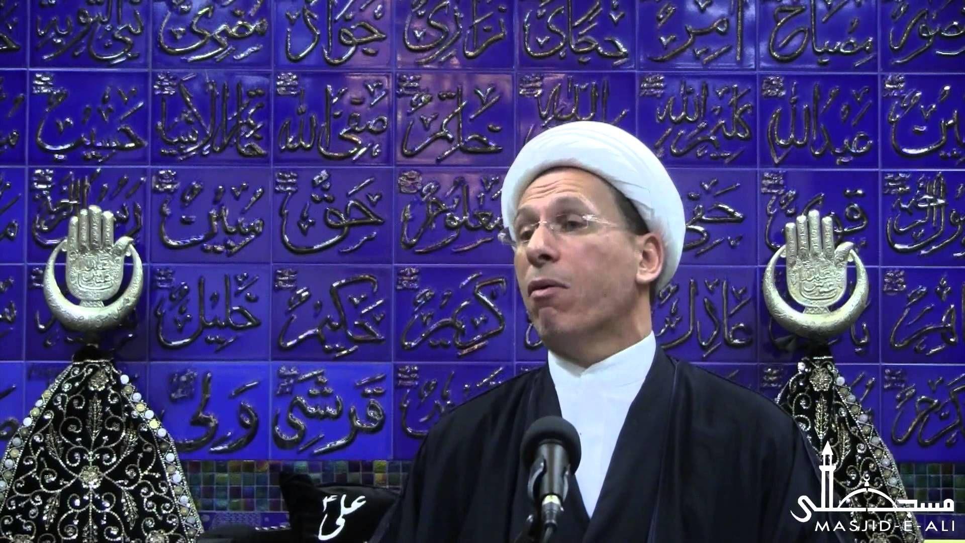 Maintaining Islam's Relevance - Sheikh Jehad Ismail - Masjid-e-Ali