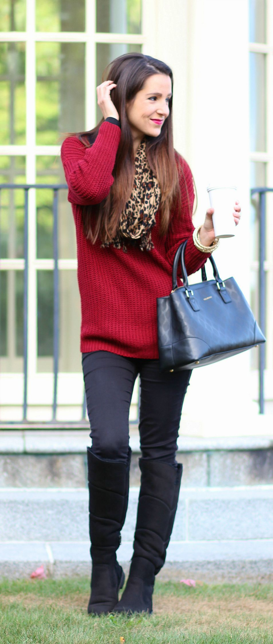 25 Fall Marsala Pants Outfits For Stylish Girls recommend