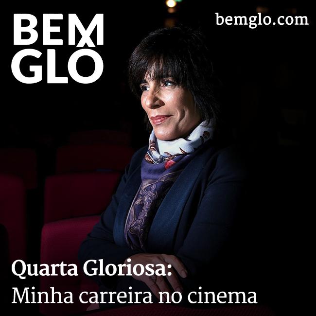 Gloria Pires fala sobre sua experiência com cinema e como fez para se preparar nas primeiras vezes. Confira mais uma Quarta Gloriosa! \o/ #bemglo #quartagloriosa #cinema