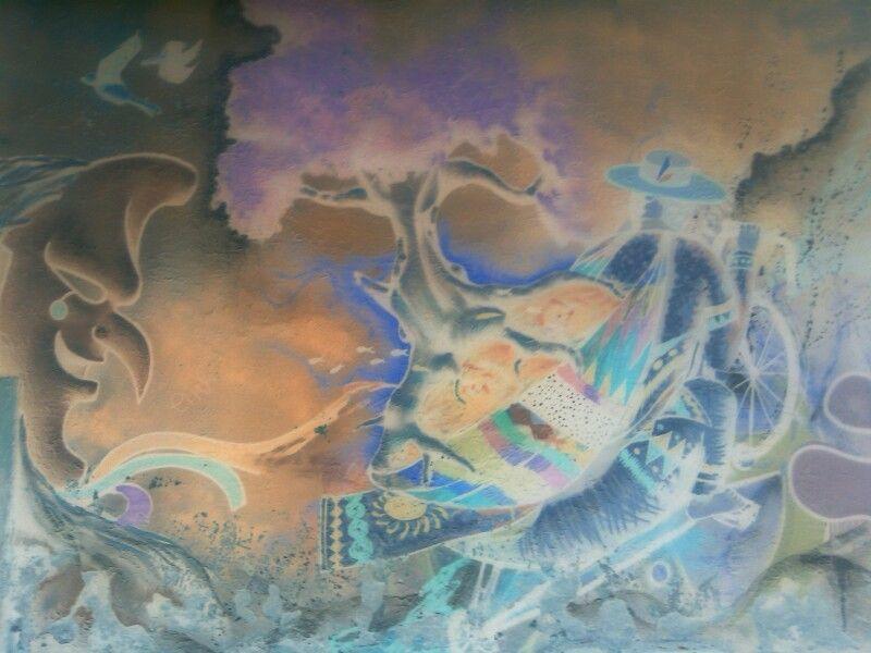 Mural callejero