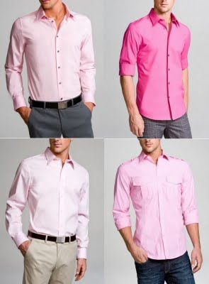 78 Best images about M Shirts on Pinterest - Suits- Ties and Pink ...