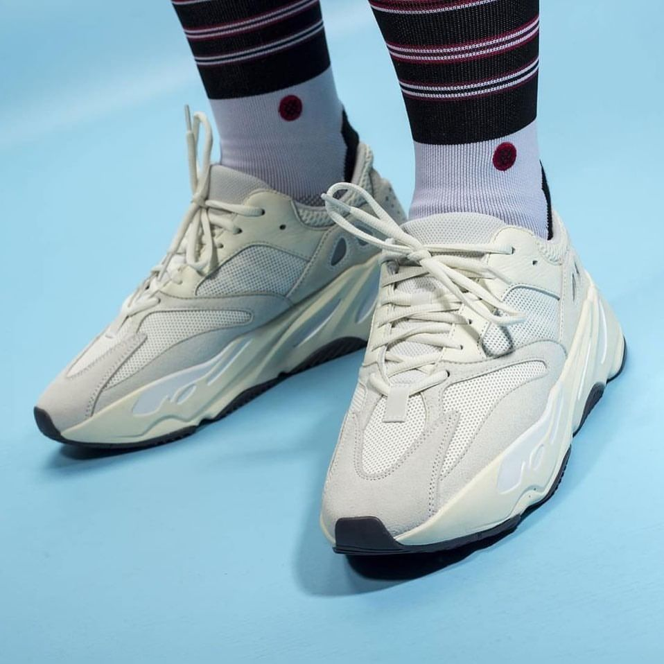 pretty nice 3c17a ad617 Take an on foot look at the ADIDAS YEEZY BOOST 700 ANALOG... -