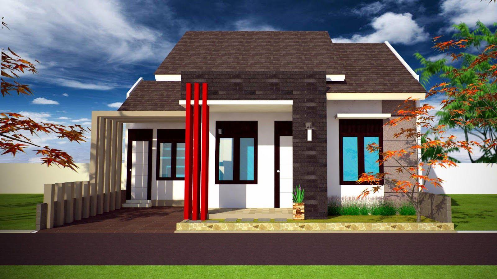 Desain Rumah Unik Sederhana Minimalis Home Design Life Wallpaper