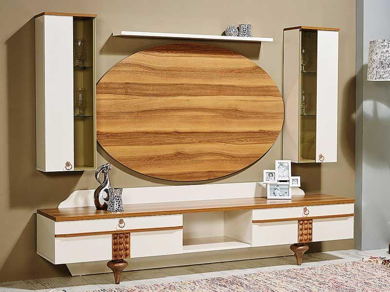 tezel lidya tv unitesi living room wall units drawing room furniture modern wall units