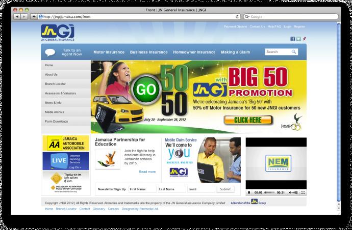 Jamaica National Group Insurance Group Insurance Jamaica National Business Insurance