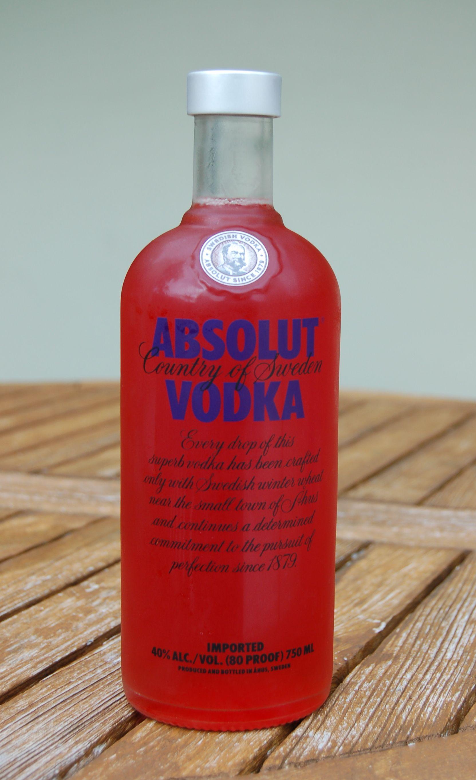 Friday Cocktail Strawberry Vodka Strawberry Vodka Vodka Flavored Liquor