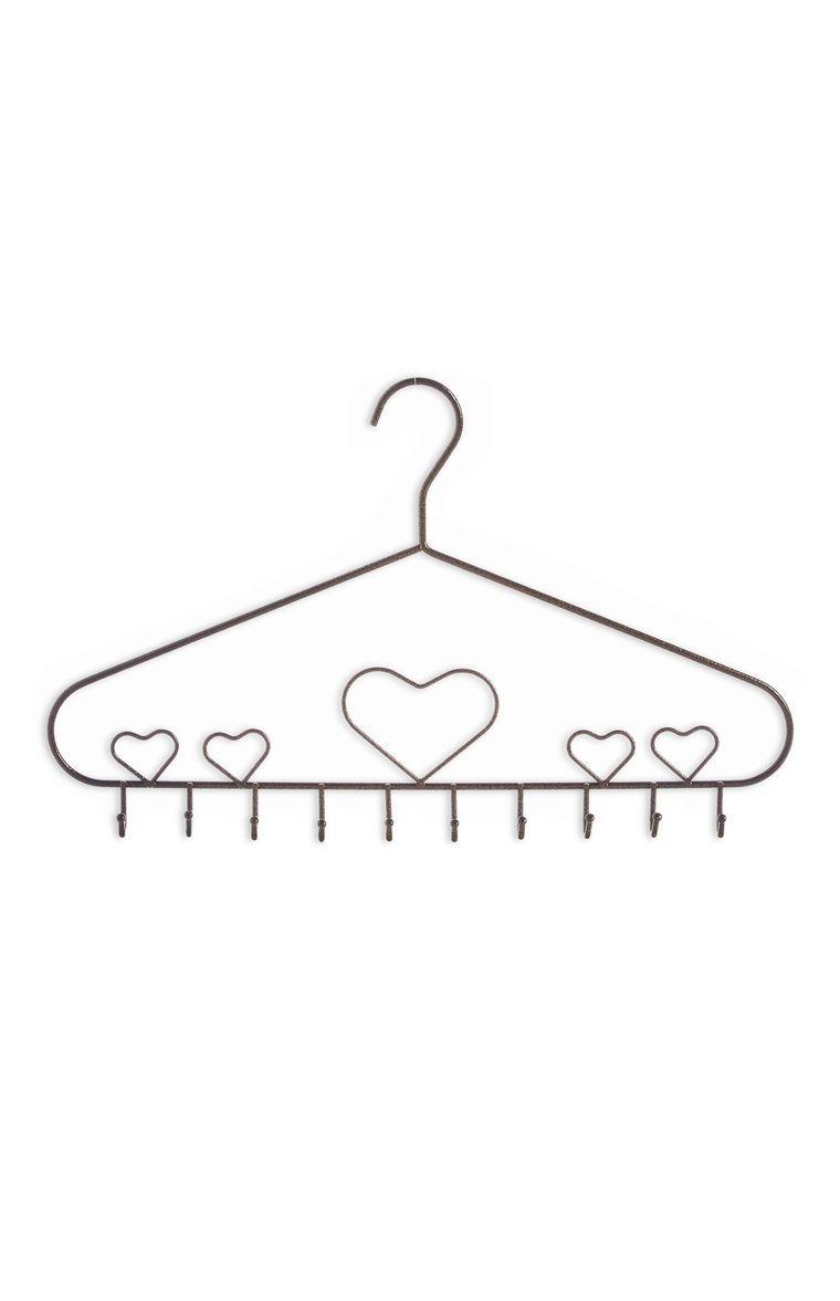 Primark - Percha para accesorios con corazones | Dec | Pinterest ...
