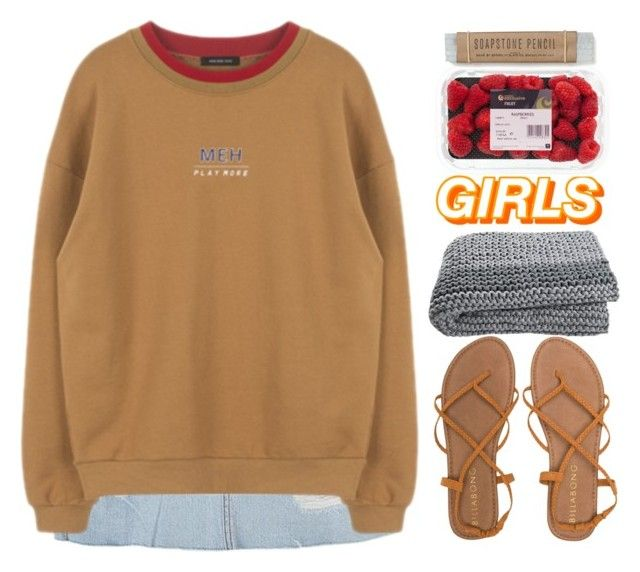 """I'm Back"" by brigette002 ❤ liked on Polyvore featuring Billabong, women's clothing, women, female, woman, misses and juniors"