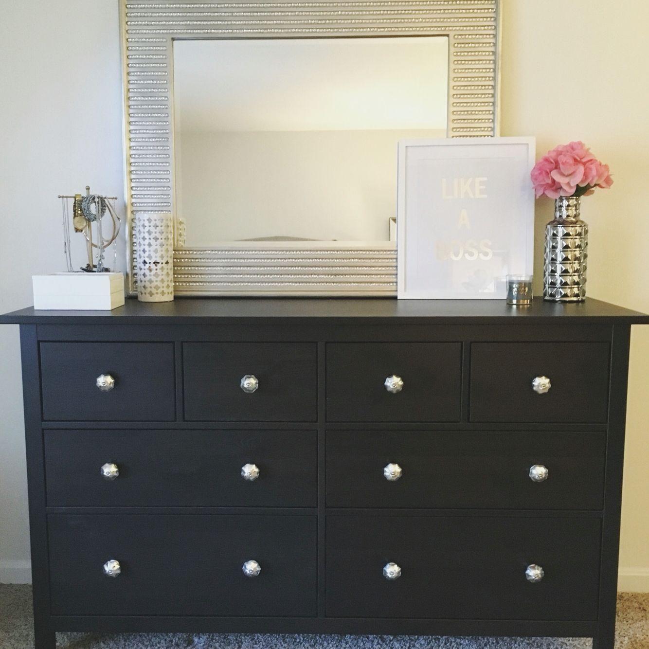 Best Hemnes Ikea In Black Bed In Living Room 400 x 300