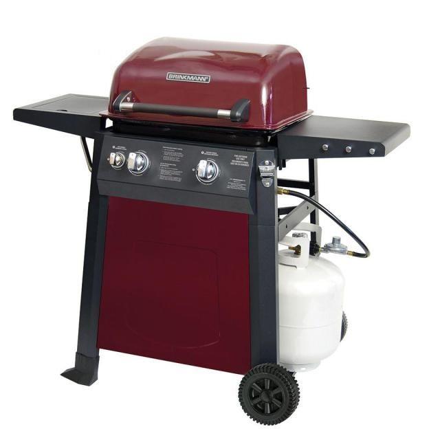 Brinkmann 2 Burner 810 4221 S Gas Grill