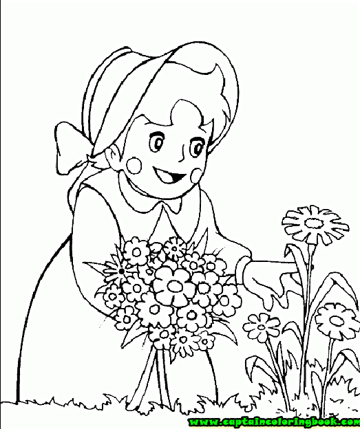 Heidi Coloring Pages Pdf Download Coloring Page Captain Coloring