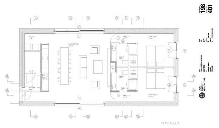 Beim Design Dieses Ferienhauses In Spanien Kontrastiert Die Raue  Natursteinfassade Mit Der Modernen Einrichtung Im Innenraum.