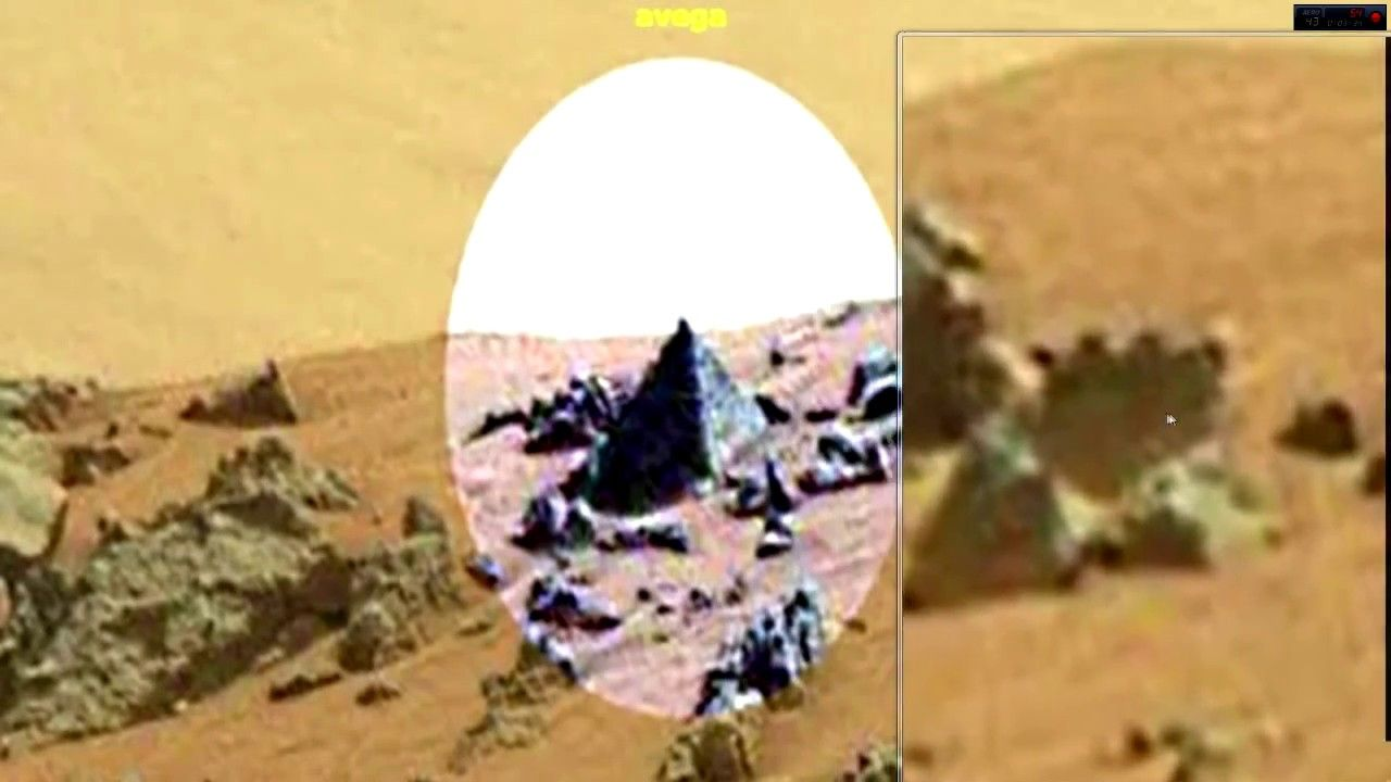 MARS 2017, NEW REAL PHOTOS OF ROVER CURIOSITY, PROCESSED