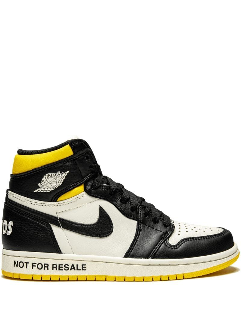 Jordan Air Jordan 1 Retro High OG NRG sneakers Black | Air