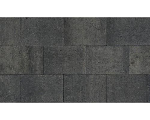 Hornbach Tegels Tuin : Strakke terassteen grijs zwart l x b x d 30 x 20 x 4 cm kopen bij