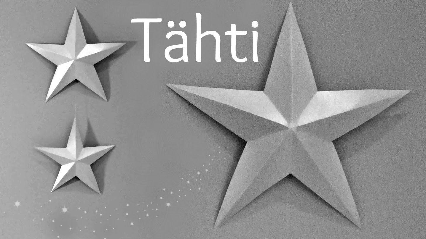 DIY | Tähti