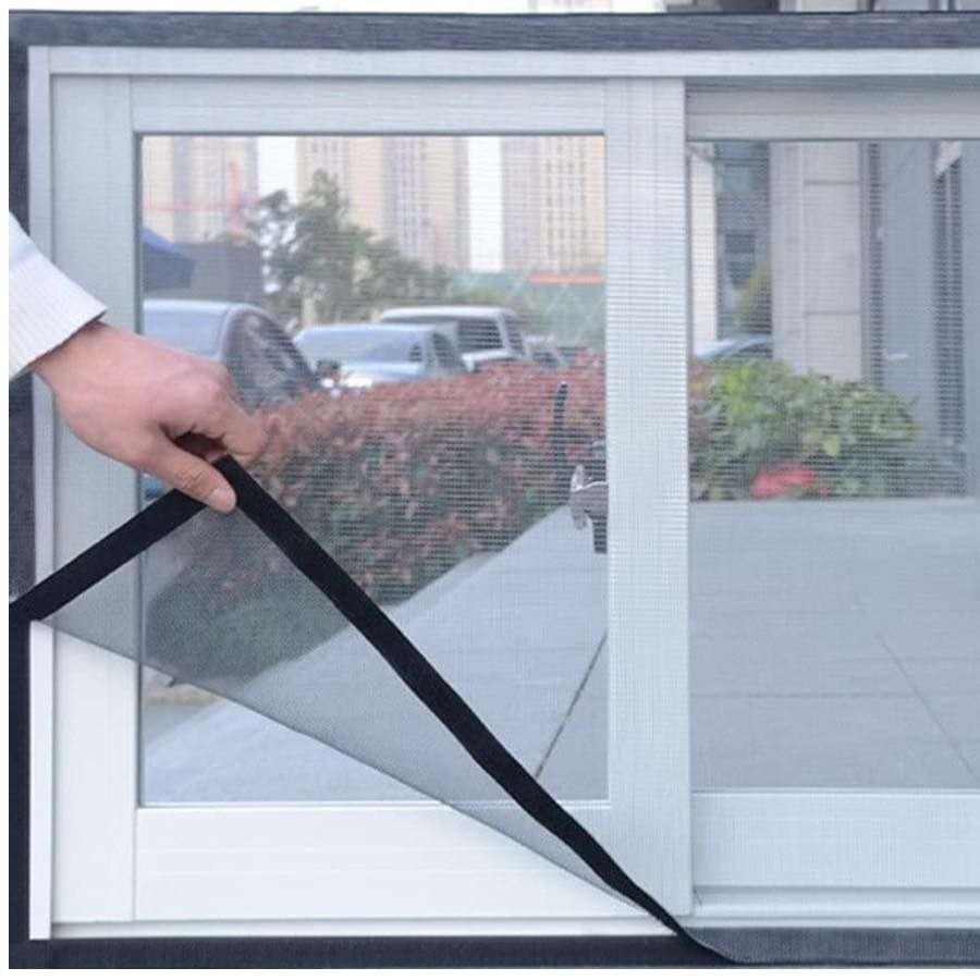 Diy Adjustable Window Screens The Cheapest Diy Flyscreen Available In 2020 Adjustable Window Screens Window Screens Diy Window Screen