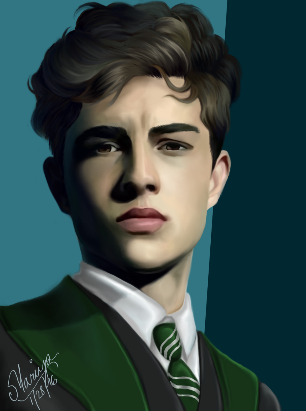 Theodore Nott Harry Potter Fanfiction Harry Potter Characters Harry Potter Fan Art