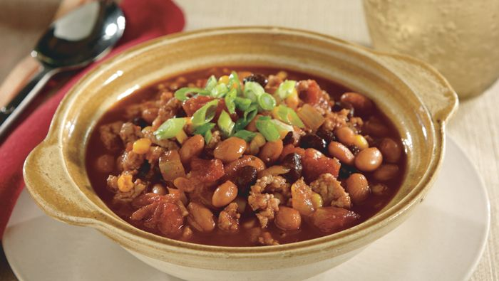 The recipe and ingredients for the american heart associations the recipe and ingredients for the american heart associations heart healthy turkey chili forumfinder Choice Image