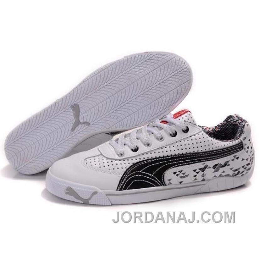 f72e590a1dad31 Puma Speet Cat 2.9 In White BlackBull Shoes