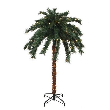 Sterling 3 5 Ft 5 Ft And 6 Ft Pre Lit Palm Artificial