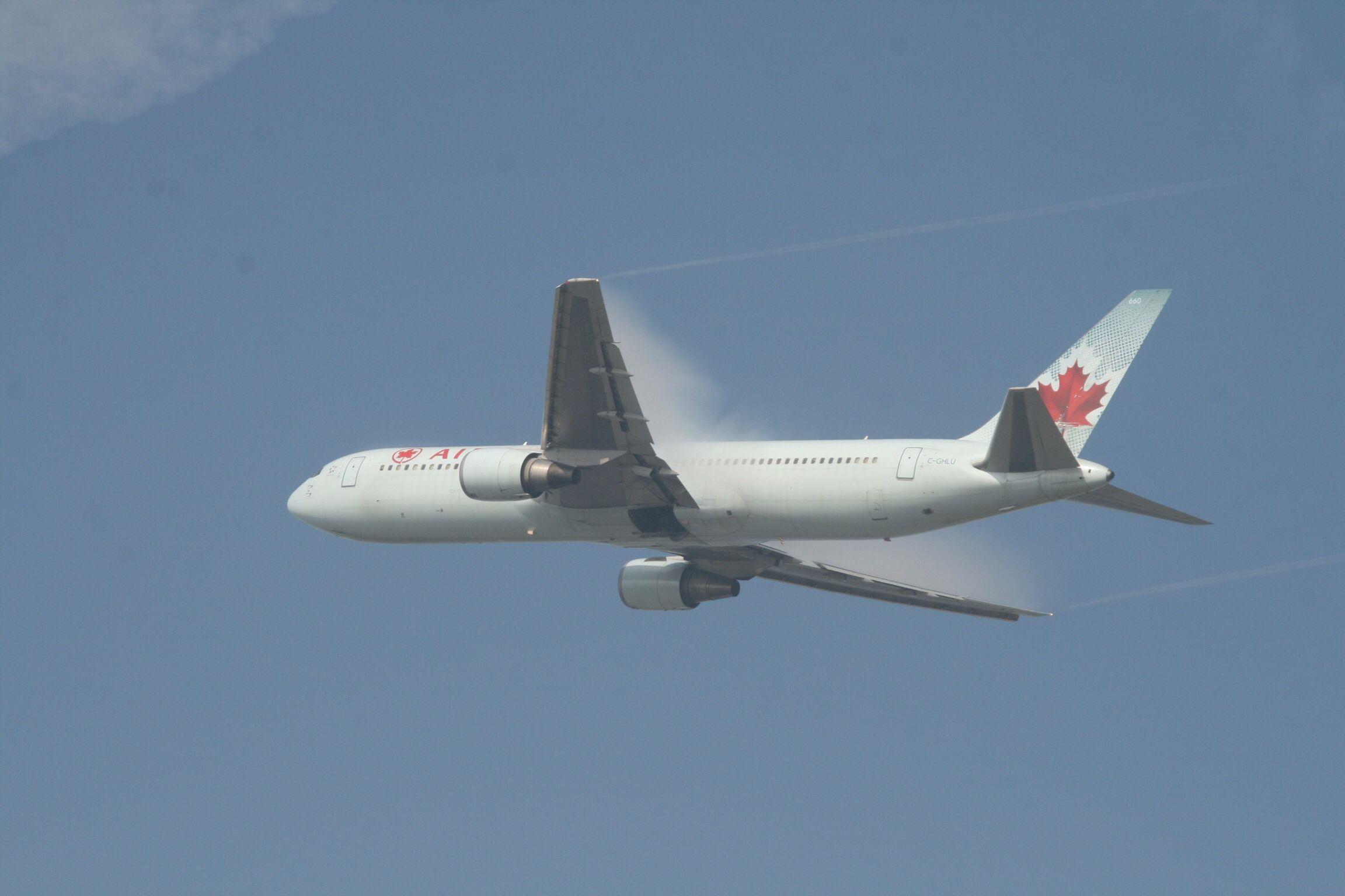 Air Canada Aviation, Passenger jet, Aircraft