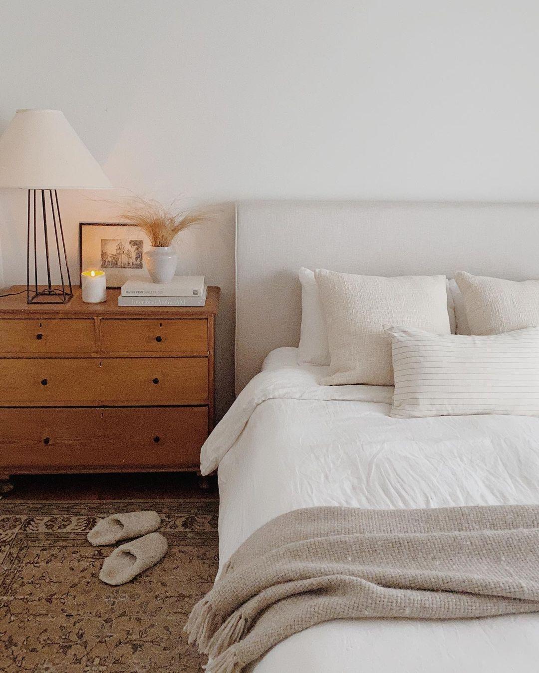 "TESSA NEUSTADT on Instagram: ""mini bedroom refresh"