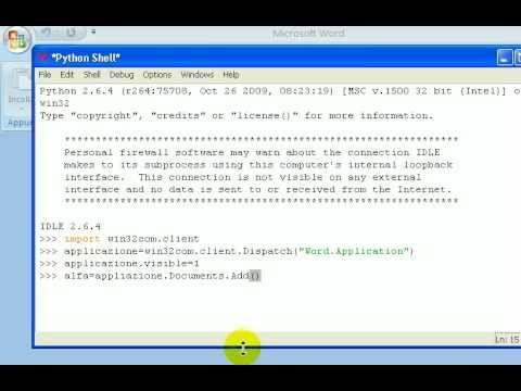Tutorial 86 - Imparare Python - #Corso #Imparare #ITA #Italiano #Lezione #Lezioni #Linguaggio #Programma #Programmare #Programmazione #Python #Scuola #Tutorial #Video http://wp.me/p7r4xK-L2