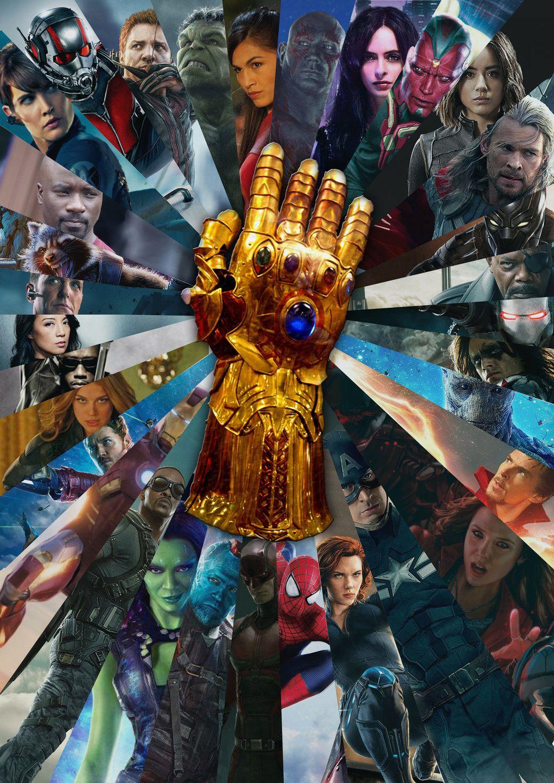 avengers infinity war wallpaper avengers: infinity war poster