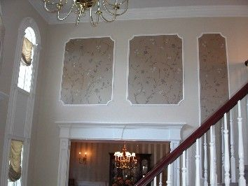 2 Story Foyer Decorating Ideas pictures of foyers | two story foyers with second story hallway