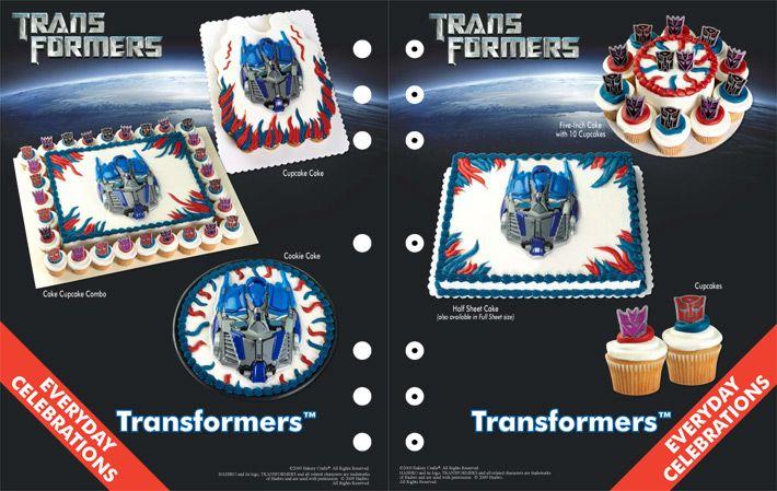 SAM's CLUB Transformers Cake ServBakery-Transformers.jpg 710×449 pixels