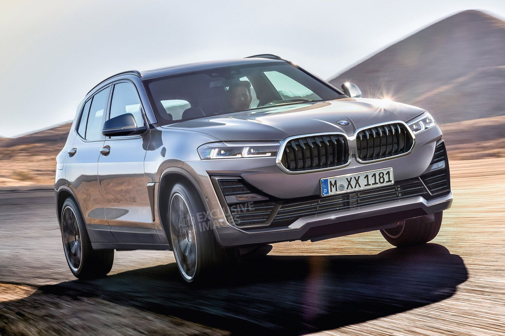 2021 Bmw X1 Here S What We Think It Will Look Like