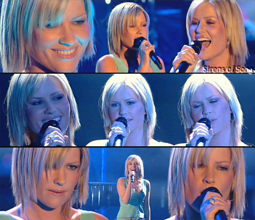 Dido - Brit Awards 2002
