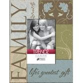 Found it at Wayfair - Trendz Family Decoupage Tabletop Photo Frame