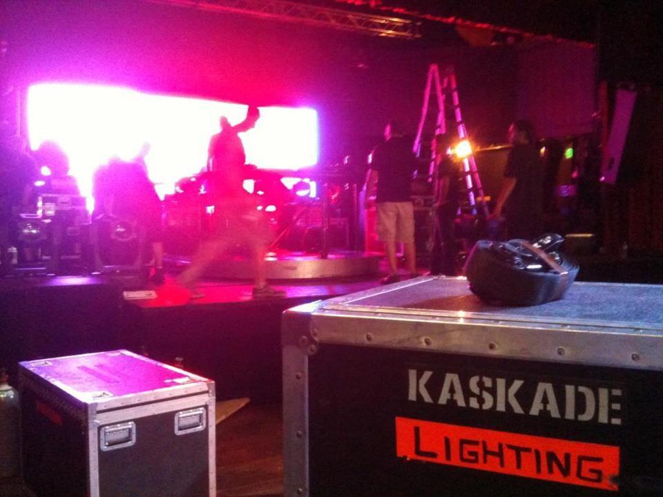 Kaskade @ Park City Live <3 <3 <3 7.31.12