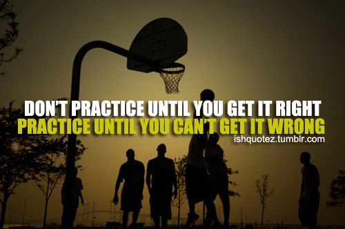 How do you practice to become the best basketball player you can be? http://shoot360.com/