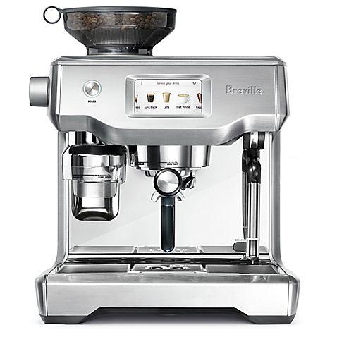 Breville The Oracle Touch Complete Espresso Maker Home Espresso Machine Breville Espresso Machine Best Espresso Machine