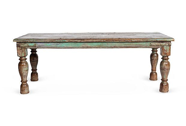 Rustic Table on OneKingsLane.com  I love this table