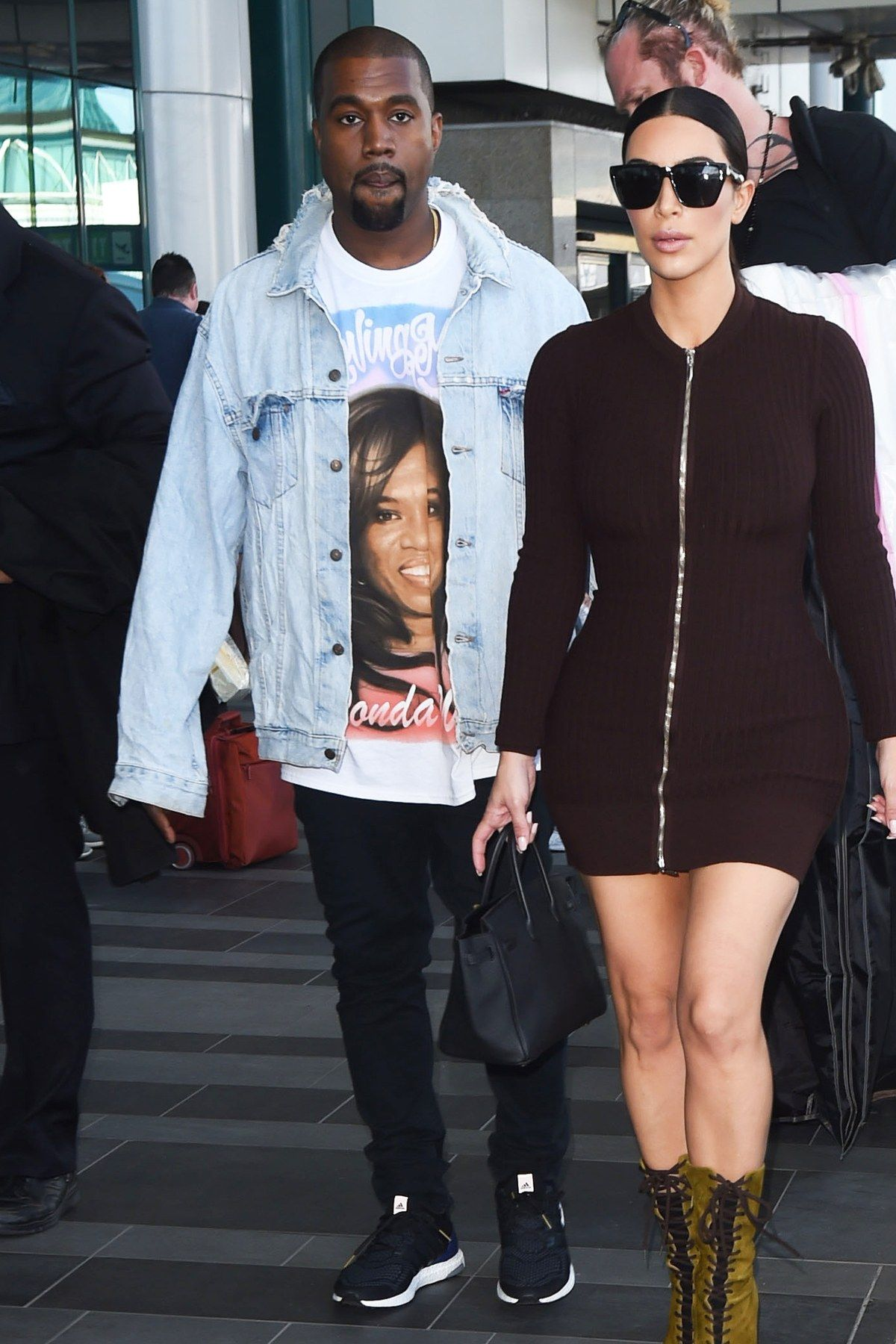 The Kanye West Look Book Kanye Fashion Kanye Funky Outfits