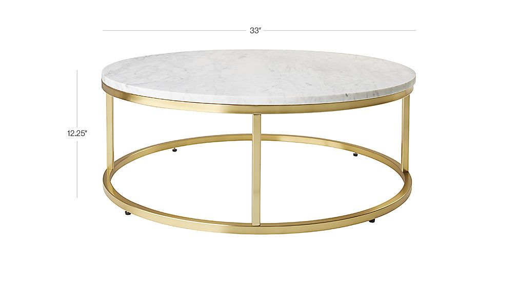 Smart Round Marble Brass Coffee Table Reviews Coffee Table Marble Coffee Table Marble Top Coffee Table
