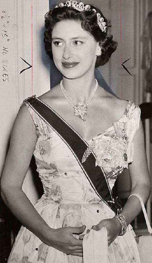 Princess Margaret Rose, Countess of Snowdon, younger ...